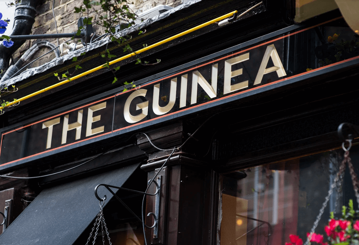 The guinea a traditional grill serving the highest quality steaks welcome to the guinea grill mayfair a traditional pub and restaurant situated on bruton place in mayfair london we specialise in serving grass fed english publicscrutiny Image collections
